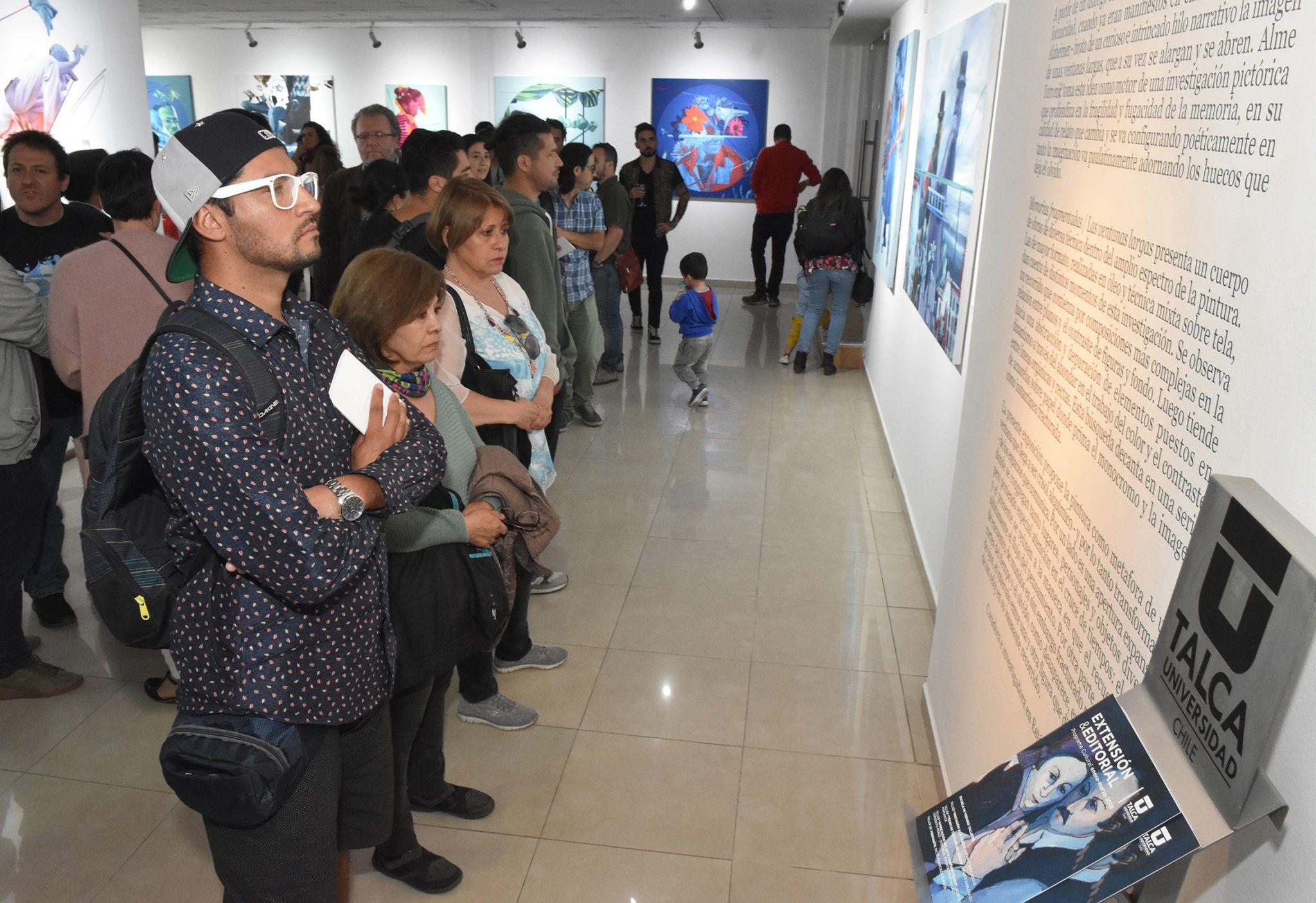 Exposición Memorias Fragmentadas / Las Ventanas Largas